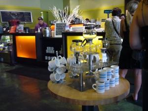 Intelligentsia Cafe in Chicago
