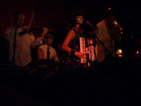 Fish Circus at R Bar
