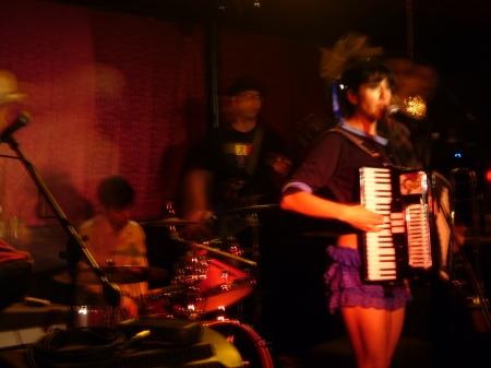 Fish Circus at the R Bar March 10th