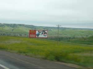 Wall Drug Bill Board #542