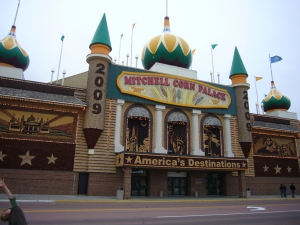 Corn Palace Destinations Theme 2009
