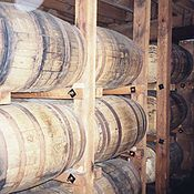 Whiskey Barrels (Thanks Wikipedia!)