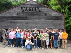 Distillery Tour, June 15, 2009