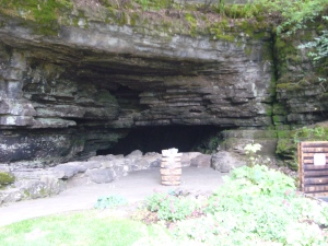 The Cave from Whence the Springs Spring