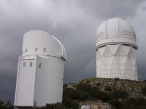 Land of Impressive Observatories