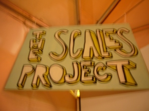 The Scales Project Corner